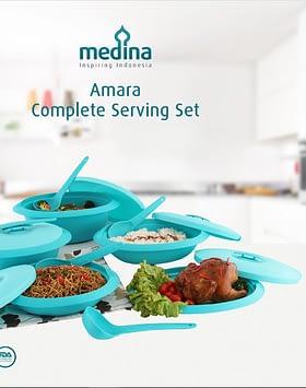 Amara Complete Serving Set