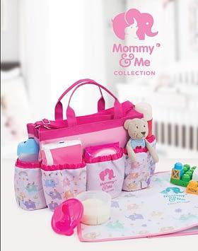 Elephant Baby Bag Set of 3
