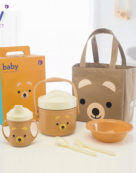 Baby Value Pack Set Bear